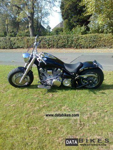 2009 Yamaha  XV 1600 WILD STAR CONVERSION OF ZCB Motorcycle Chopper/Cruiser photo