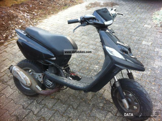 2001 Yamaha  Bw Motorcycle Scooter photo