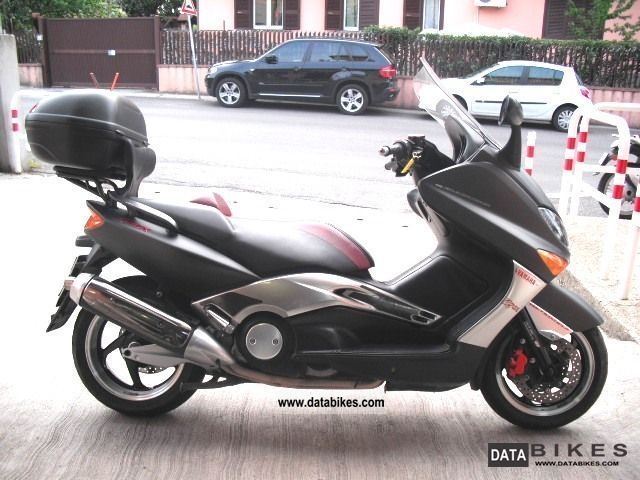 2006 Yamaha  T-MAX BLACK MAX Motorcycle Scooter photo