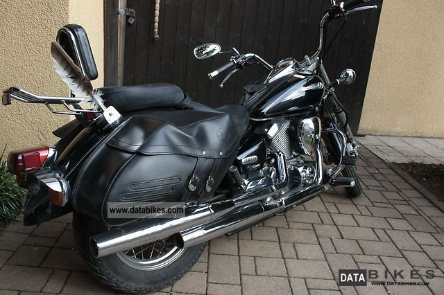 2001 Yamaha  XVS 125H Motorcycle Chopper/Cruiser photo