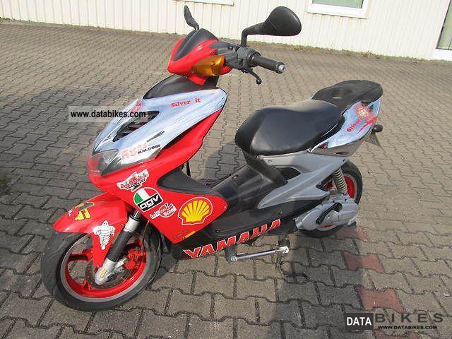 2000 Yamaha  Aerox Motorcycle Scooter photo