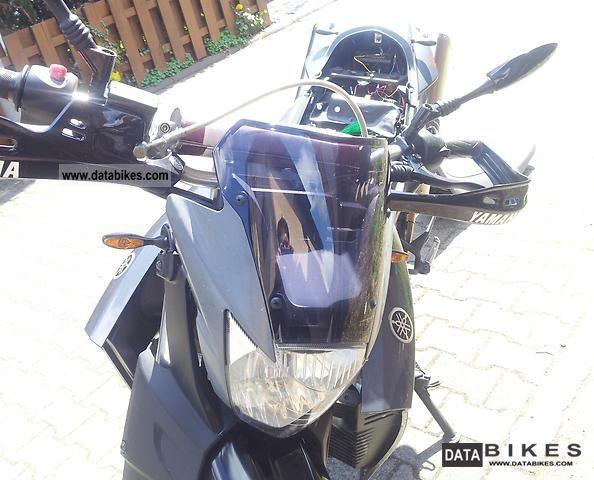 2005 Yamaha xtx660