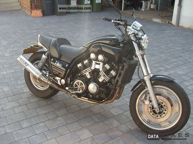 1989 Yamaha  V-Max Motorcycle Chopper/Cruiser photo