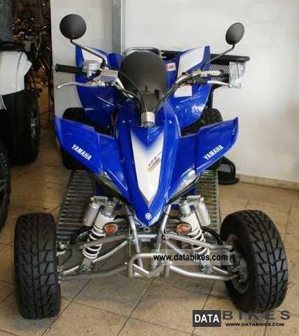 2011 Yamaha  YFZ 450 'RE' street-legal! Motorcycle Quad photo