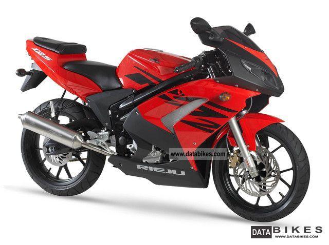 Yamaha  Rieju RS 125 2008 Lightweight Motorcycle/Motorbike photo