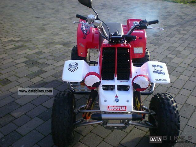 2010 Yamaha  Banshee Motorcycle Quad photo