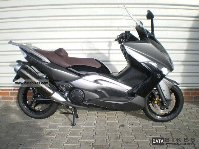 2010 Yamaha  T Max Motorcycle Scooter photo