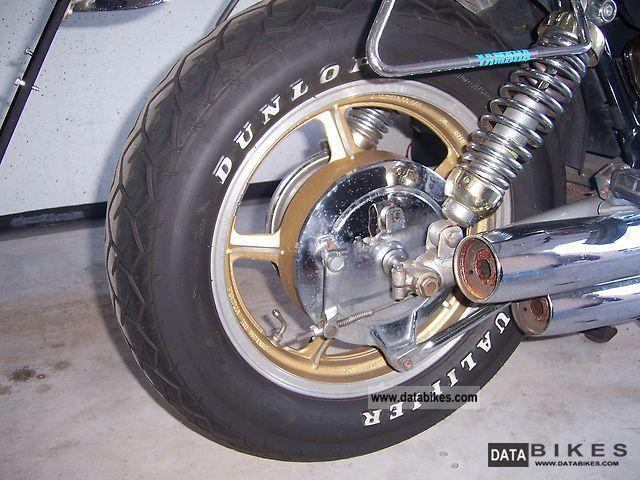 1986 Yamaha Virago Xv 1000