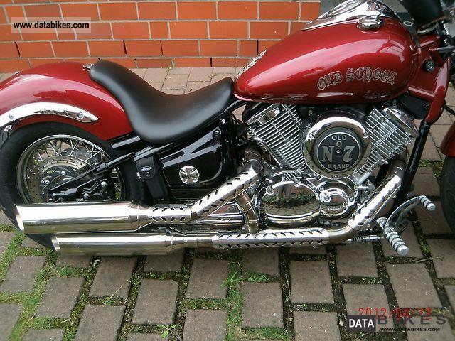 1999 Yamaha  xvs Motorcycle Chopper/Cruiser photo