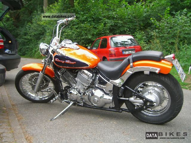 Yamaha  Drag Star 650 Custom 1996 Chopper/Cruiser photo