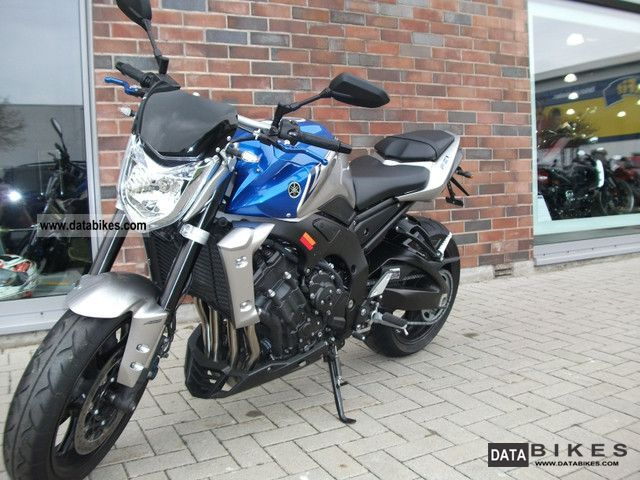 Yamaha FZ1 Fazer ABS (2010) - 2ri.de