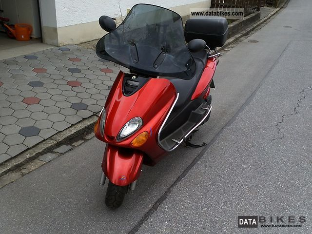 1999 Yamaha  Scooter 125 Motorcycle Scooter photo