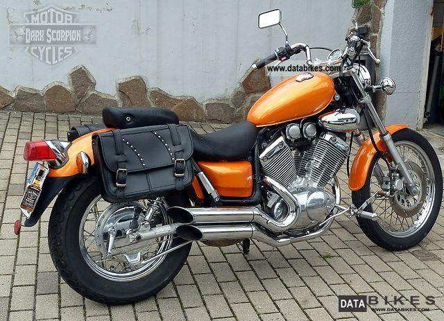 1990 Yamaha  XV 535 Motorcycle Chopper/Cruiser photo