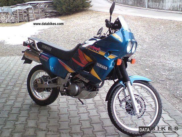 Yamaha  XTZ660 Tenere 2001 Enduro/Touring Enduro photo