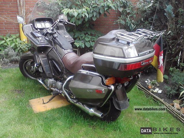 1991 Yamaha  XVZ Motorcycle Chopper/Cruiser photo