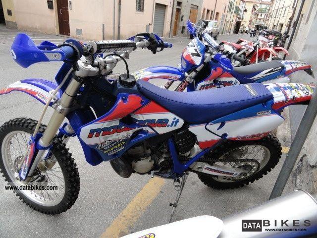 1997 Yamaha WR 250 WR 250 (1994 - 00)
