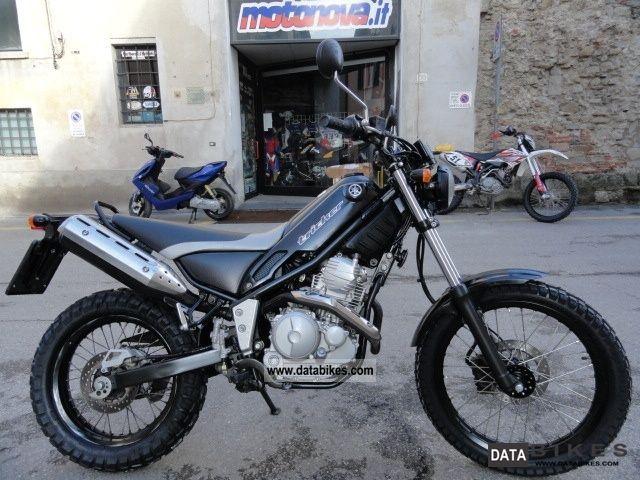 2007 Yamaha  Tricker Tricker Motorcycle Dirt Bike photo