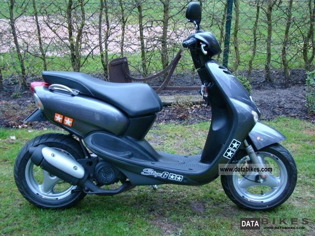 2007 Yamaha  + Neos moped registration Motorcycle Scooter photo