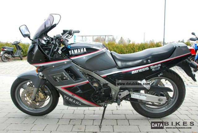 1993 yamaha fz 750 for Yamaha sport motorcycles