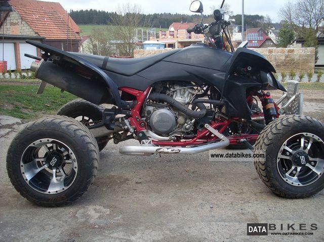 2009 Yamaha  yfz 450 Motorcycle Quad photo