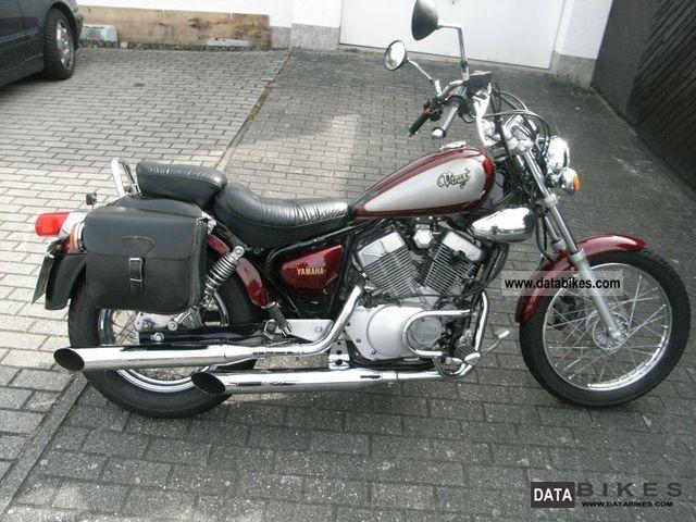 2001 Yamaha  XV250 Motorcycle Chopper/Cruiser photo