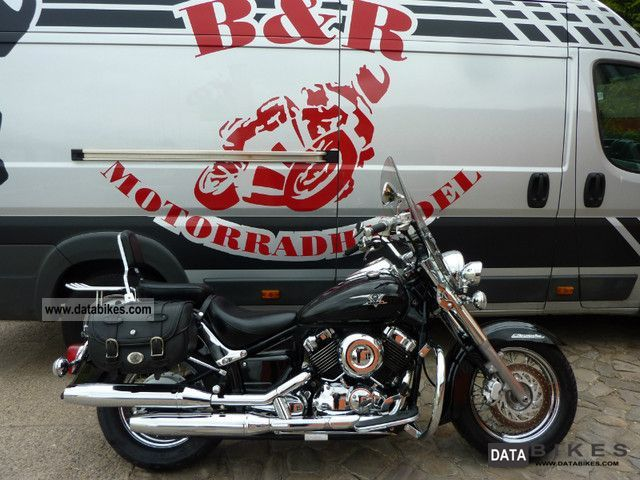 2008 Yamaha  XVS 650 Drag Star Classic features full Motorcycle Chopper/Cruiser photo