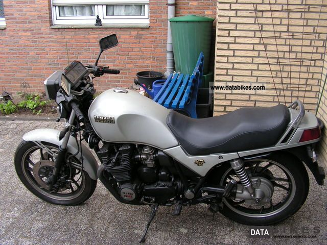 1982 Yamaha  XJ 750 SECA 11 M Motorcycle Motorcycle photo