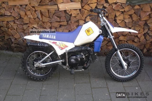 1980 Yamaha  PW 80 Motorcycle Rally/Cross photo