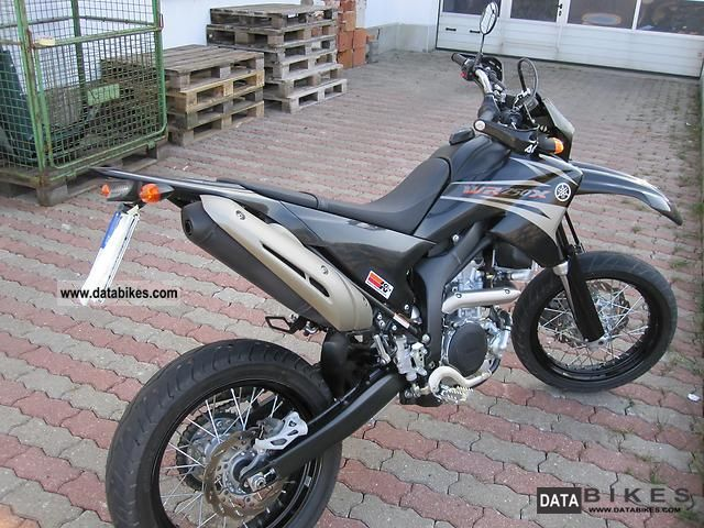 2008 Yamaha  WR 250 X Motorcycle Super Moto photo