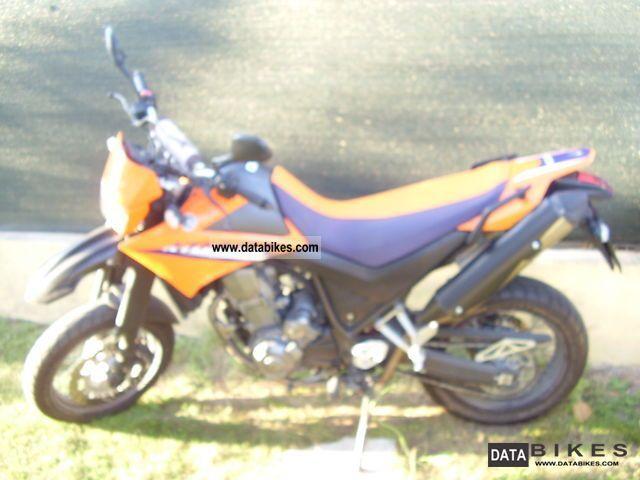2008 Yamaha  yamaha xtx 660 2008 in ottimo stato Motorcycle Super Moto photo
