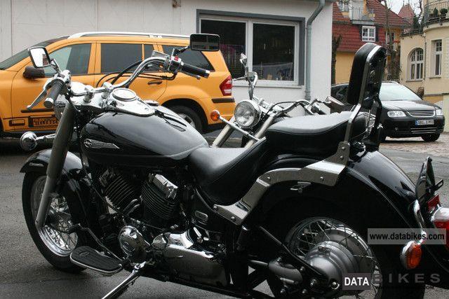 2005 Yamaha  XVS650A Motorcycle Chopper/Cruiser photo