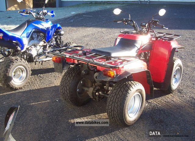 2003 Yamaha  YFM250 Bear executors, Bruin Motorcycle Quad photo