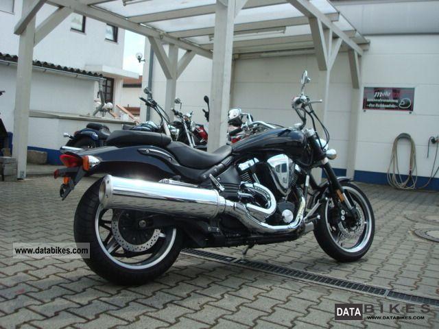 Yamaha  XV1700 Warrior 2005 Motorcycle photo