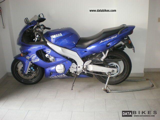 2001 Yamaha  Thundercat in stato ottimo Motorcycle Motorcycle photo