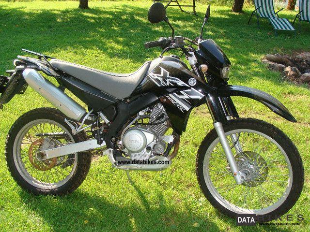 2005 Mz Supermoto Mastiff 660 E