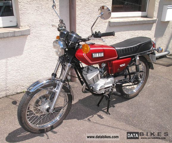 Yamaha RS 100 (1978-79) - MotorcycleSpecifications.com