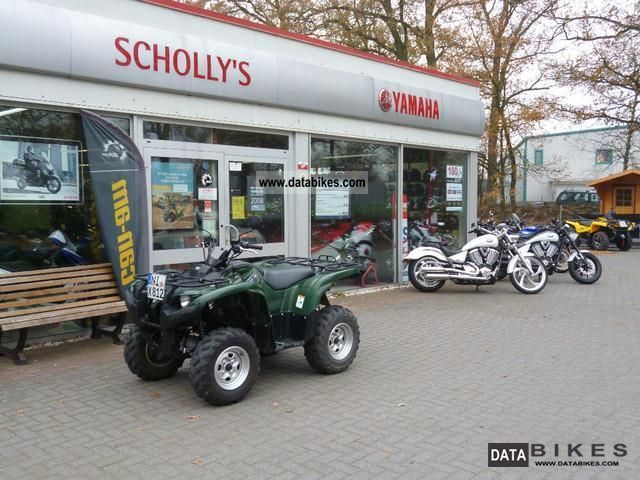 2011 Yamaha  Grizzly 700 EPS Motorcycle Quad photo