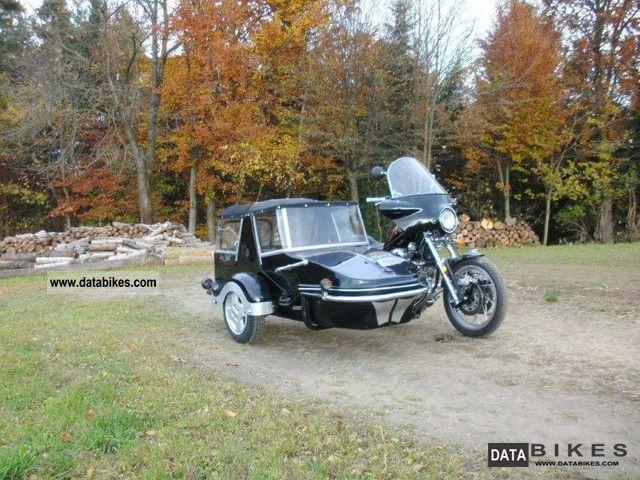 1995 Yamaha  1100 4-seater Motorcycle Combination/Sidecar photo
