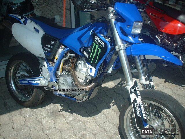 2001 Yamaha  WR-426 Motorcycle Super Moto photo