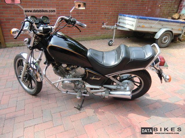1987 Yamaha  XV 500 Motorcycle Chopper/Cruiser photo