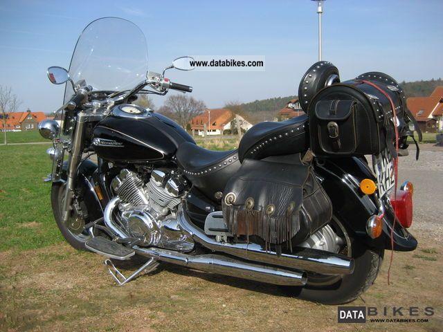 1998 Yamaha  XVZ 1300 Royal Star Motorcycle Chopper/Cruiser photo