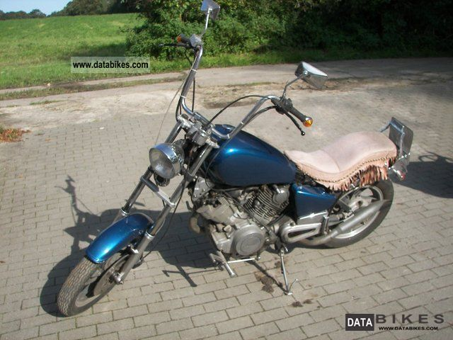 1983 Yamaha  5G5 XV 750 Motorcycle Chopper/Cruiser photo