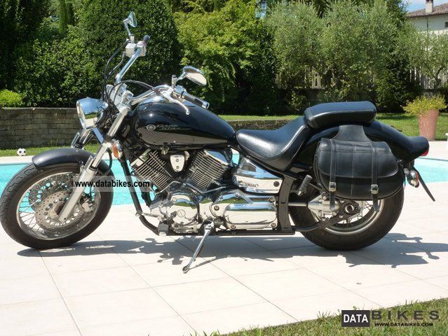 2004 Yamaha  XVS Drag Star 1100 Custom Sport Motorcycle Chopper/Cruiser photo