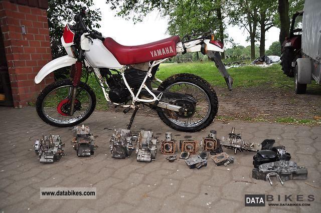 yamaha bikes and atv s with pictures rh databikes com Yamaha DT 50 2009 Yamaha DT 50 2009