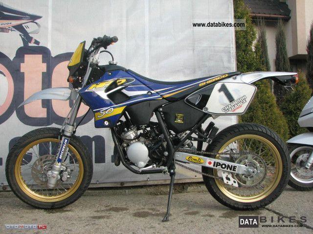 2010 Yamaha  Sherko HRD 50! Motorcycle Enduro/Touring Enduro photo