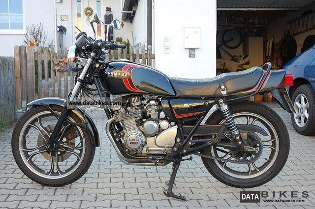 Yamaha  XJ 550 Seca 1987 Naked Bike photo