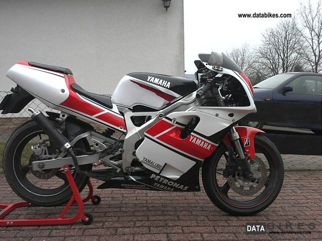 1999 Yamaha  tzr 125 4fl Motorcycle Sports/Super Sports Bike photo