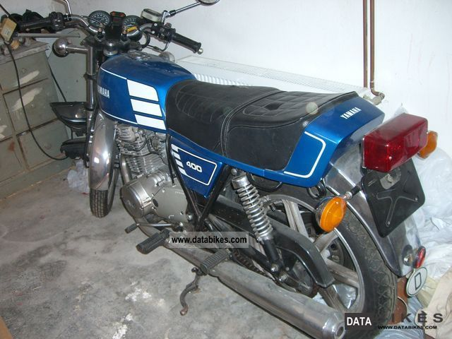 1977 Yamaha  400 Motorcycle Motorcycle photo