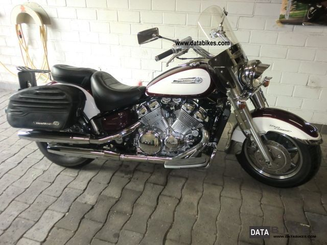 1997 Yamaha  1300 royal star Motorcycle Chopper/Cruiser photo