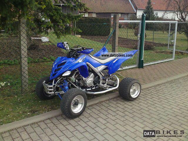 2007 Yamaha  700 R Motorcycle Quad photo